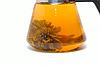 Photo 300 DPI: teapot with Lotus Flower Chinese tea