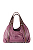 Puple women bag | Stock Foto