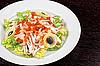Sea salad   Stock Foto
