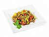 Spicy salad | Stock Foto