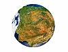 西班牙全球 | 免版税照片