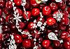 Фото 300 DPI: Драгоценности на ягодах вишни