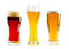 Photo 300 DPI: beer set
