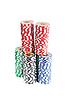 Фото 300 DPI: фишки для покера