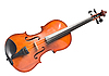 Classical violin | Stock Foto