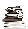 Stos książek | Stock Foto