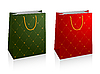 Vector clipart: shopping bags