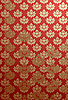 Vector clipart: Vertical red glamour pattern