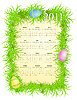 Ostern-Kalender 2011