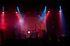 摇滚音乐会 | 免版税照片