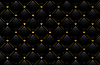 schwarzer Leder-Hintergrund