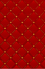 Vector clipart: red leather background