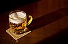 Photo 300 DPI: Beer mug