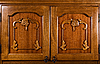 Photo 300 DPI: Close-up of wooden doors