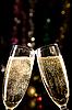 ID 3023224 | Kieliszki do szampana dokonywania tosty | Foto stockowe wysokiej rozdzielczości | KLIPARTO