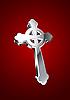 Vector clipart: Celtic cross