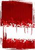 Vector clipart: grungy wallpaper