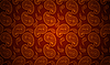 Vector clipart: paisley wallpaper