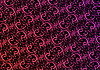 Vector clipart: stylish pink wallpaper