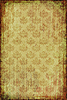 Photo 300 DPI: Vintage wallpaper with floral pattern