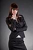 ID 3037734   매력적인 비즈니스 여자   높은 해상도 사진   CLIPARTO