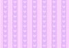 Векторный клипарт: розовый фон с сердечками