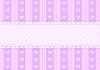 Векторный клипарт: розовый и фиолетовый фон милый сердцу