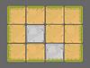 Vector clipart: natural background design elements