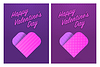greeting cards for St. Valentines Day