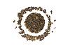 铁观音乌龙茶,高角度视图 | 免版税照片