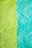 ID 5638498 | Two colorful wrinkled paper textures | High resolution stock photo | CLIPARTO
