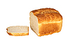 ID 3019896 | Chleb samodzielnie nad białym | Foto stockowe wysokiej rozdzielczości | KLIPARTO