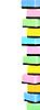ID 3110526 | Multicolored sponges | High resolution stock photo | CLIPARTO