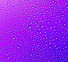 Beautiful violet water drops background | Stock Foto