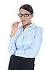 Young businesswoman | Stock Foto