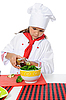 Little Chef | Stock Foto
