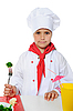Photo 300 DPI: Little Chef