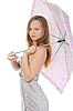 ID 3021865 | 傘を持つ素敵な女性 | 高解像度写真 | CLIPARTO