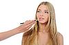 Фото 300 DPI: макияж для красивой блондинки