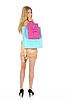 ID 3021892 | Piękne Blondynka z torby na zakupy | Foto stockowe wysokiej rozdzielczości | KLIPARTO