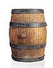 木桶铁环   免版税照片
