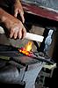 ID 3022094 | Making decorative pattern on the anvil | Foto stockowe wysokiej rozdzielczości | KLIPARTO