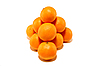 Small group of tangerines | Stock Foto