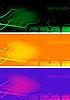 Helle abstrakte Banner | Stock Vektrografik