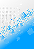 Dwukolorowa jasne tło | Stock Vector Graphics