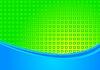 Heller blauer und grüner Hintergrund | Stock Vektrografik