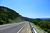Mountain road | Stock Foto