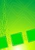 녹색 배경   Stock Vector Graphics