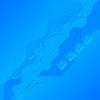 파란색 배경 | Stock Vector Graphics