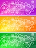 Bubble banners | Stock Vector Graphics